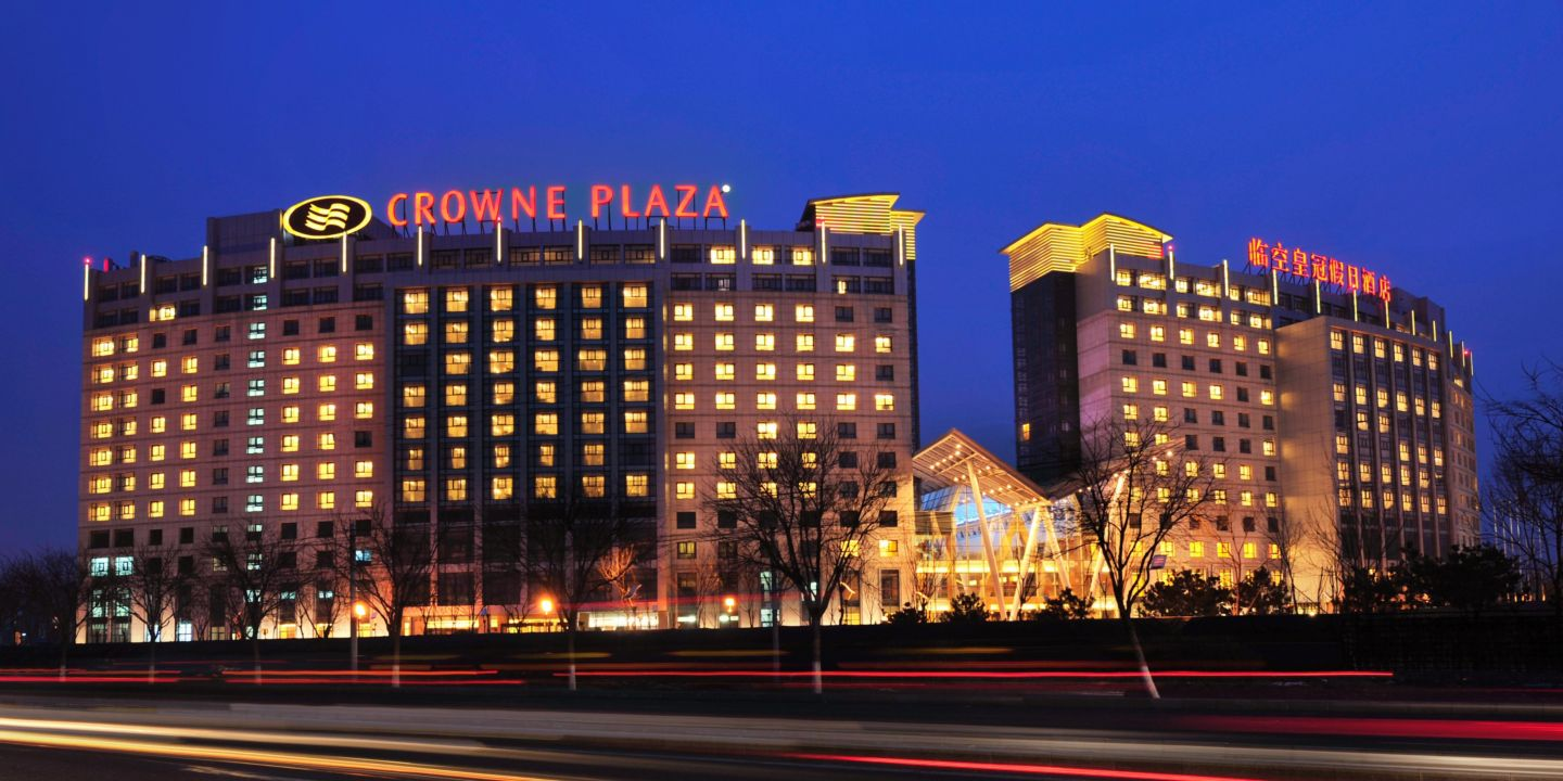 Crowne Plaza Beijing International Airport Mainland China Hotel Ihg