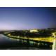 Bratislava city at night
