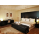 Luxurious spacious bedroom of the Presidential Suite