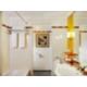 Salle de bains dans le style Art Nouveau