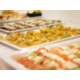 Fresh & halthy food at our buffet