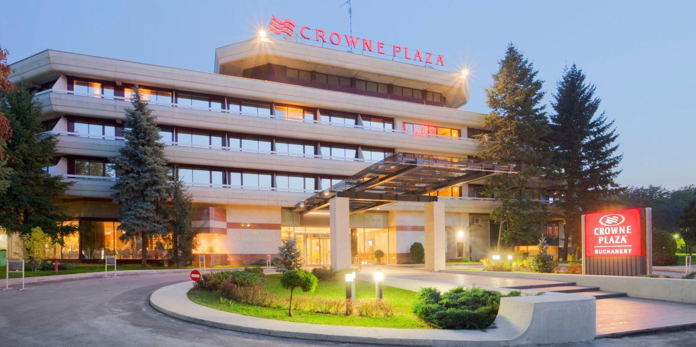 Crowne Plaza  Star Hotel