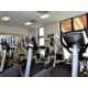 Fitness Center with an extensive range of training equipment