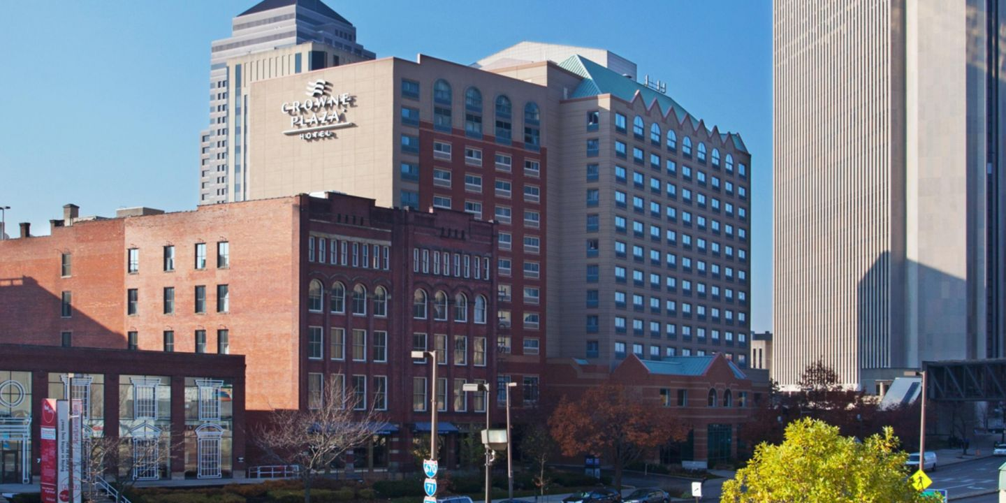 Crowne Plaza Columbus-Downtown - Columbus, United States