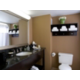Spacious Bathrooms With Temple Spa Bath Products