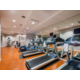 Enjoy a vigorous workout in our fully equipped fitness center