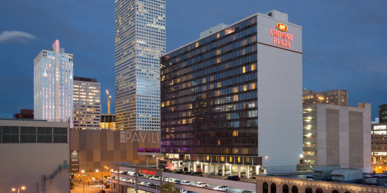 Hotels In Denver >> Hotels in Denver, Colorado   Crowne Plaza Denver