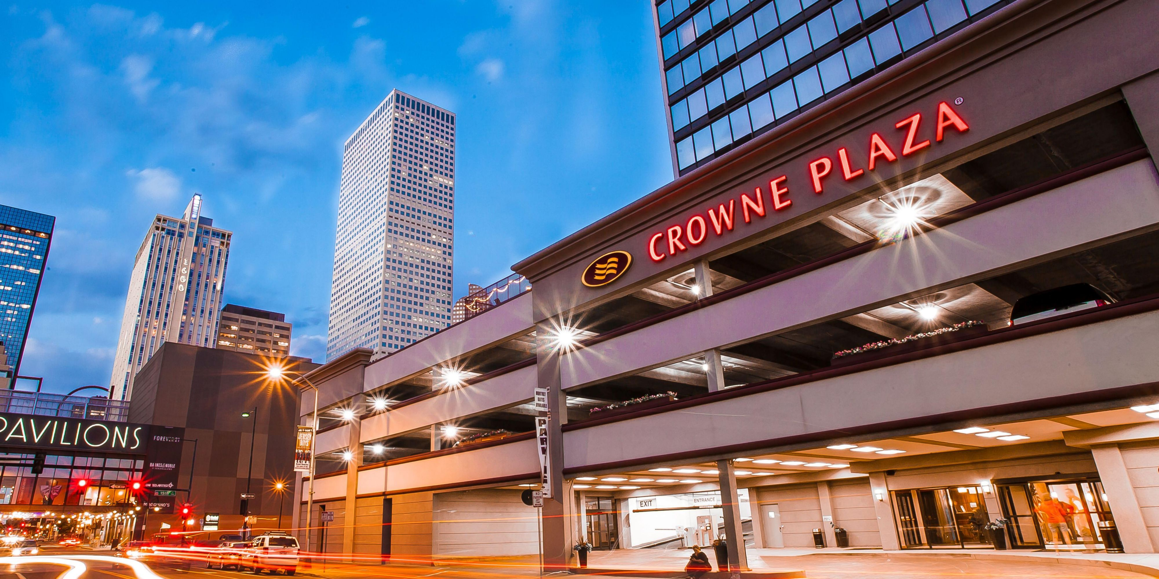 Crowne Plaza Denver - Denver, Colorado