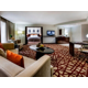 Executive Suite living room view