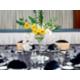Al Thuraya Ballroom Table Setup