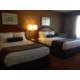 Gästezimmer mit Doppelbett
