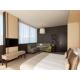 King Club Suite, chambre à coucher avec terrasse