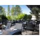 Terrasse du Restaurant Seventy5