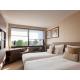 Chambre Standard avec 2 lits Individuelles