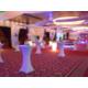 Salon pour des réceptions, des cocktails ou des mariages