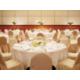 Salon de banquet pour des dîners festives et des mariages