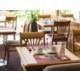 Café Jardin pour un délicieux petit-déjeuner buffet