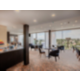 Club Lounge avec vue panoramique