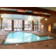 Cool Off in our Unique Indoor/Outdoor Pool and Jacuzzi
