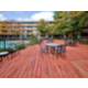 Crowne Plaza Grand Rapids Poolside Courtyard | Grand Rapids, MI