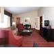 Suite Hospitality Area- Crowne Plaza Grand Rapids