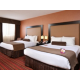 Double Queen Bed Guest Room Perfect up to Four Guests