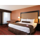 Relax in our Spacious Guest Room with King Bed and Pull Out Couch