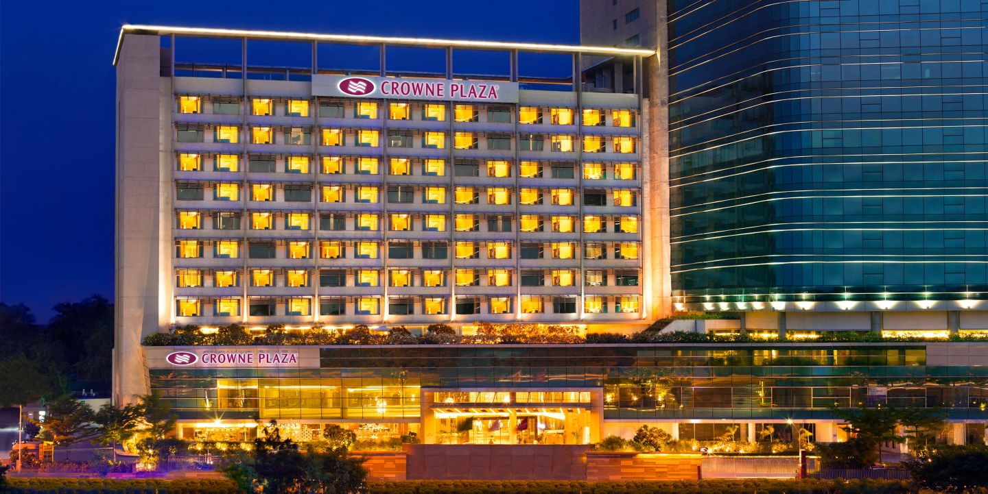 Crowne Plaza Ahmedabad City Centre - Ahmedabad, India Hotel | IHG