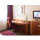 Working desk in guest room
