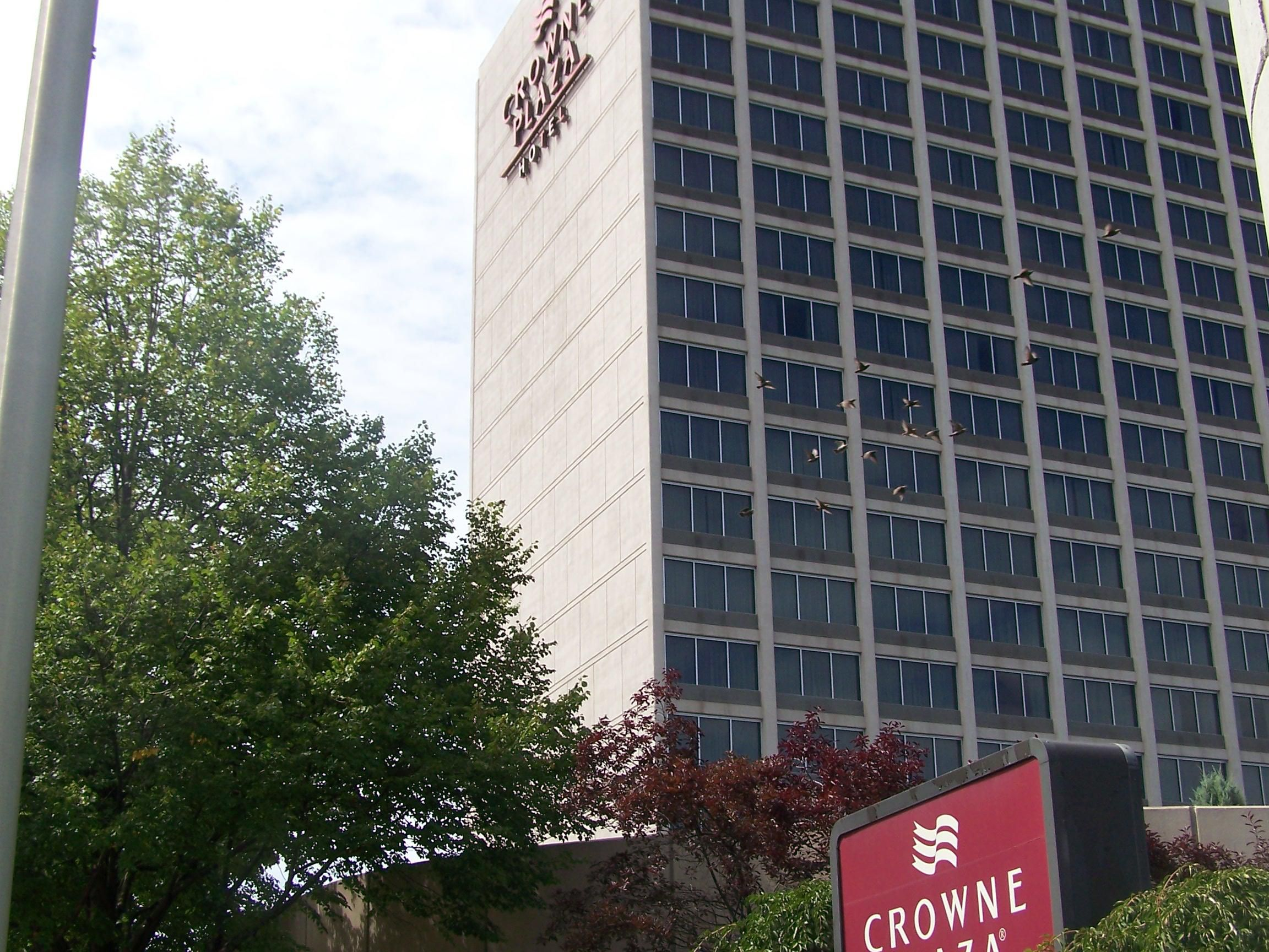 Welcome to the Crowne Plaza Hartford!