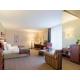 Studio - geräumige Einraum-Suite mit Club Lounge Zugang