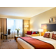 Chambre ideale pour se relaxer grace a l'espace disponible