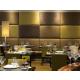 Le restaurant propose une cuisine francaise