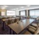 School set-up meeting room