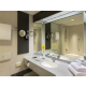 Luxurious bathroom with all the bathroom essentials