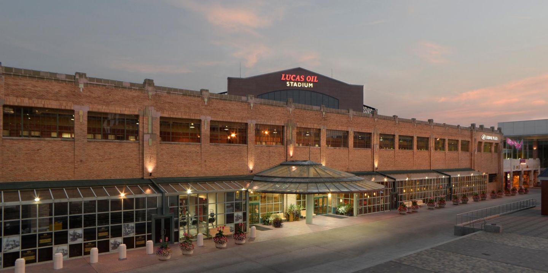 Crowne Plaza Indianapolis-Dwtn-Union Stn - Indianapolis
