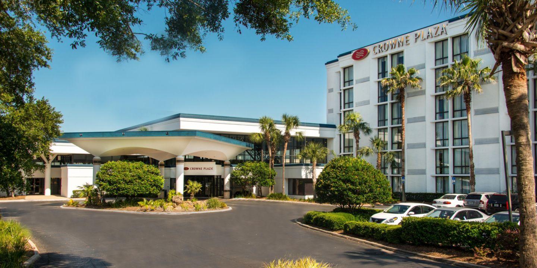 Crowne Plaza Jacksonville Airporti 95n Jacksonville Florida