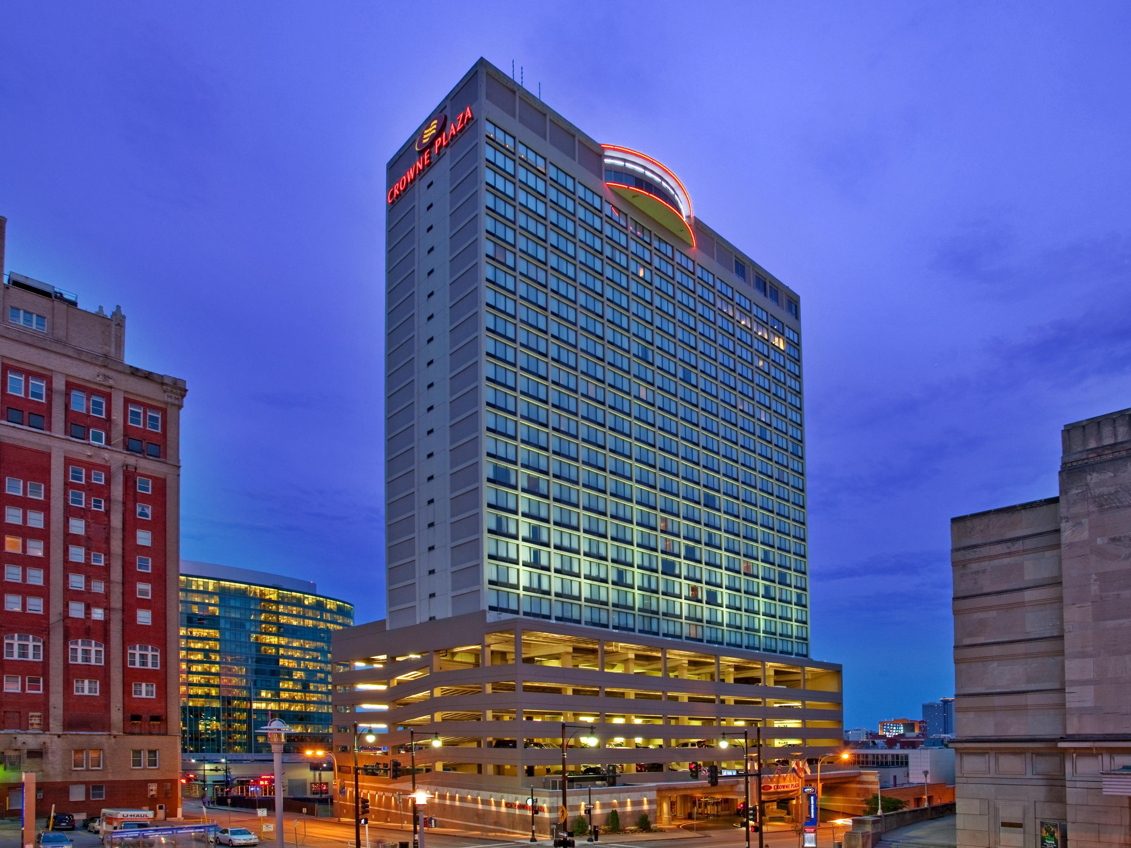 Crowne Plaza Hotel Buffalo Ny