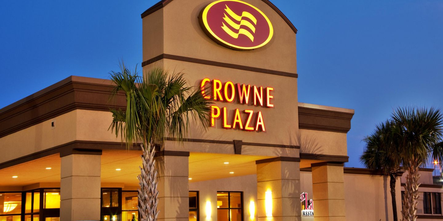 Crowne Plaza Hotel Near Me