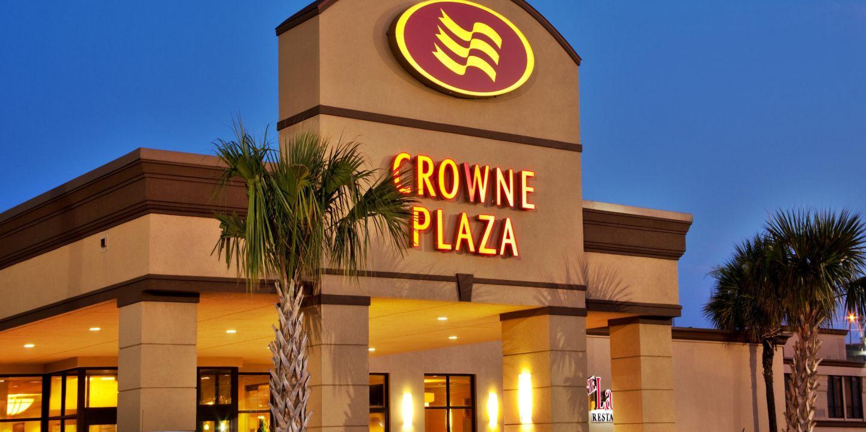 Crowne Plaza Hotel New Orleans Louisiana