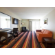 Suite life with contemporary style and amenities