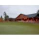 Lake Placid Club Golf House Restaurant Fall Exterior