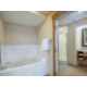 Adirondack Wing Guest Bathroom