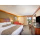 King Bed Guest Room with Lake View & Pullout Couch