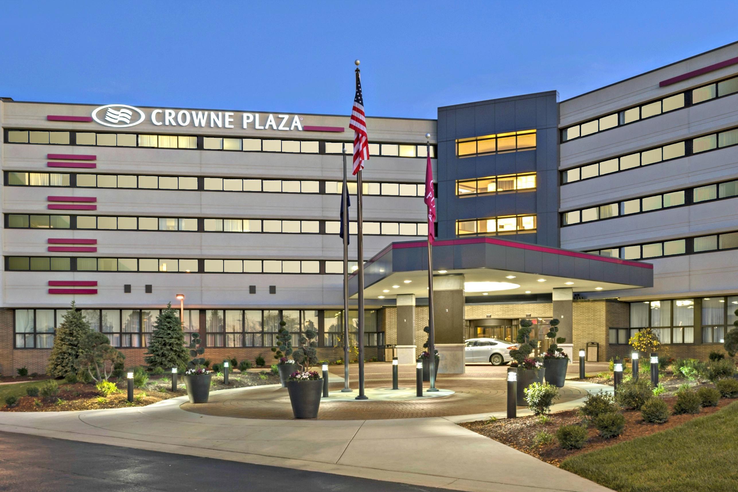 Crowne Plaza Lansing West Lansing United States Hotel Ihg
