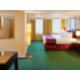 Junior Suite with lounge area
