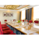 One of our 12 meeting rooms shown as Boardroom style