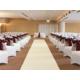 Areial Suite, set up for a wedding ceremoney