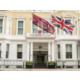 Crowne Plaza London Kensington Entrance