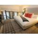 Bedroom Area in Duplex Suite